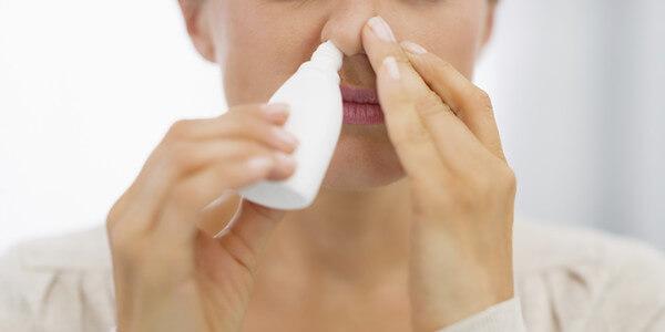 Medicijnen tegen snurken - neusspray