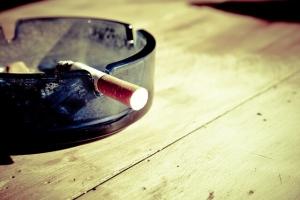 Snurken en roken