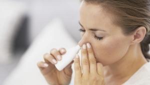 Snurken tegengaan met anti snurk neusspray