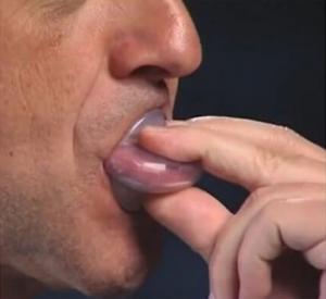 Middelen tegen snurken - tongstabilisator