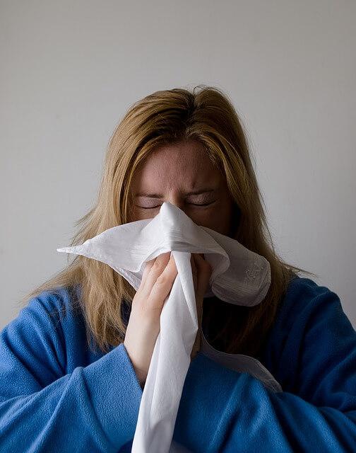Anti snurk neusclip bij snurken door verkoudheid