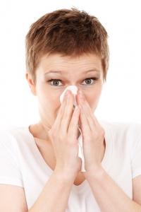 Snurken door allergie of verkoudheid