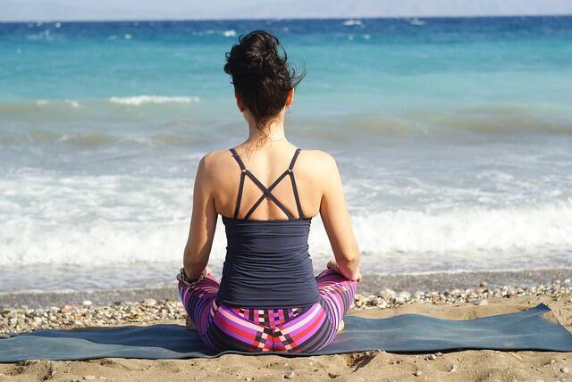 Oefeningen tegen snurken: yoga